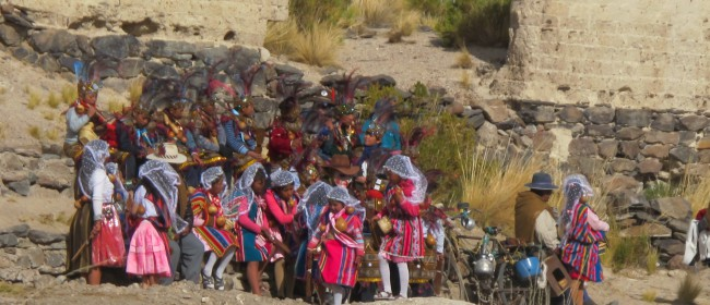 Day 32 – An indigenous women leader's view of sustainability, quinoa production and Andean women's well being.