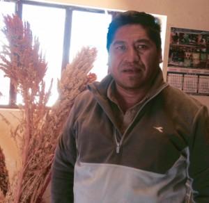 Wilson Barcos in Salinas