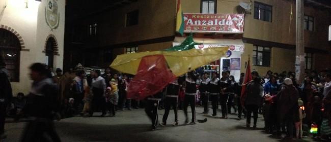 Day 37 – Bolivian Anniversary Anzaldo Style!