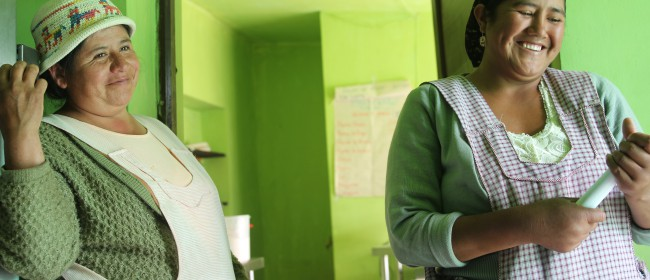 DAY 48 – The women's quinoa bakery in Anzaldo